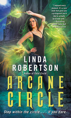 Cover of Arcane Circle