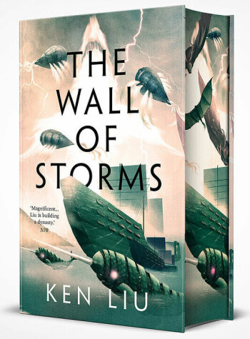 Cover of The Wall of Storms