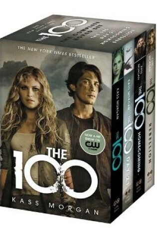 Cover of The 100 Complete Boxed Set