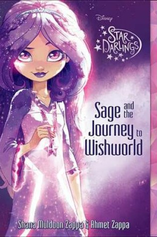Cover of Star Darlings Sage and the Journey to Wishworld