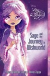 Book cover for Star Darlings Sage and the Journey to Wishworld