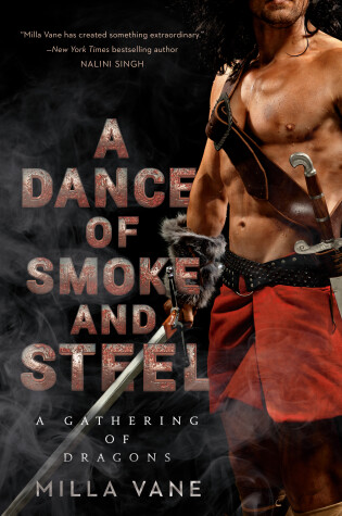 Cover of A Dance Of Smoke And Steel