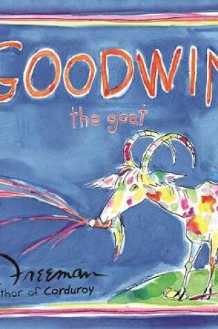 Cover of Goodwin the Goat