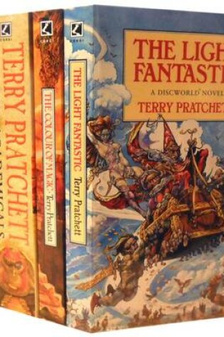 Cover of Discworld Series Collection