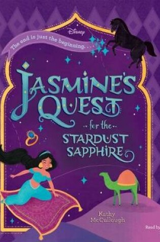 Cover of Jasmine's Quest for the Stardust Sapphire