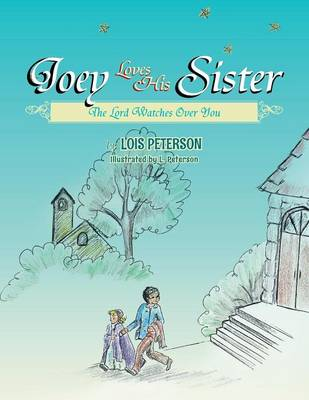 Cover of Joey Loves His Sister