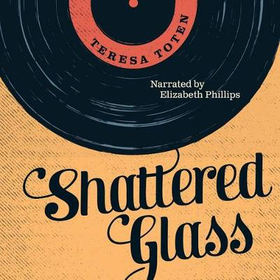 Cover of Shattered Glass Unabridged Audiobook