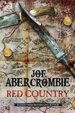 Cover of Red Country