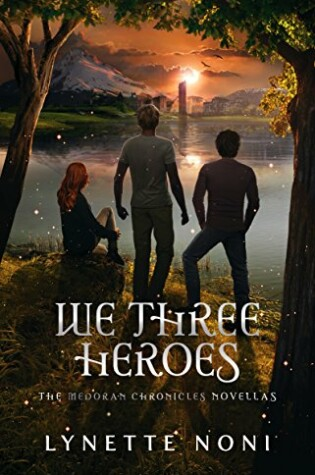 Cover of We Three Heroes