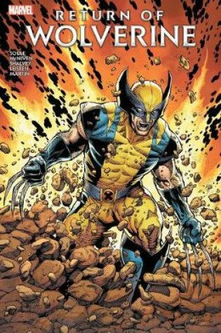Cover of Return Of Wolverine