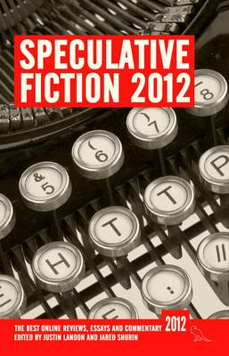 Cover of Speculative Fiction 2012