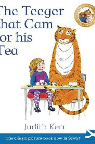 Cover of The Teeger That Cam For His Tea