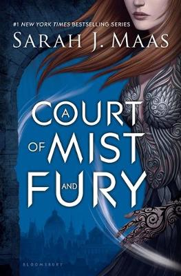 Book cover for A Court of Mist and Fury