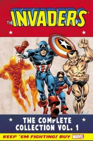 Cover of Invaders Classic: The Complete Collection Volume 1