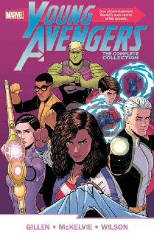 Cover of Young Avengers By Gillen & Mckelvie: The Complete Collection