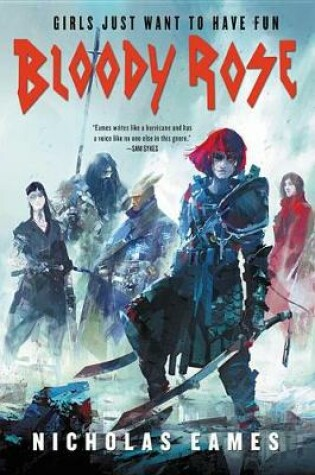 Cover of Bloody Rose