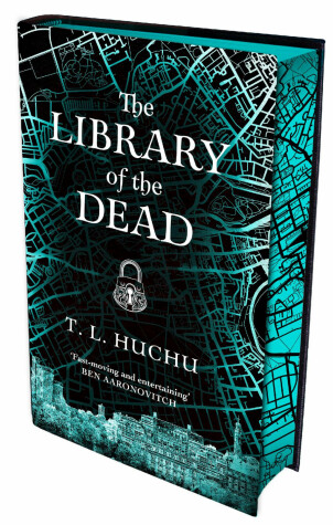 Cover of The Library of the Dead