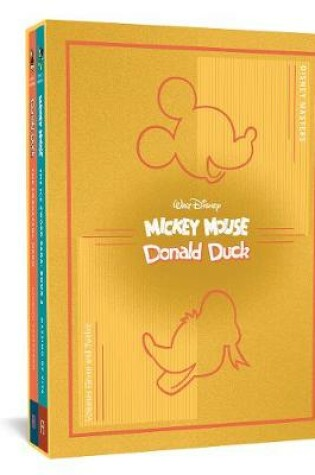 Cover of Disney Masters Collector's Box Set #6