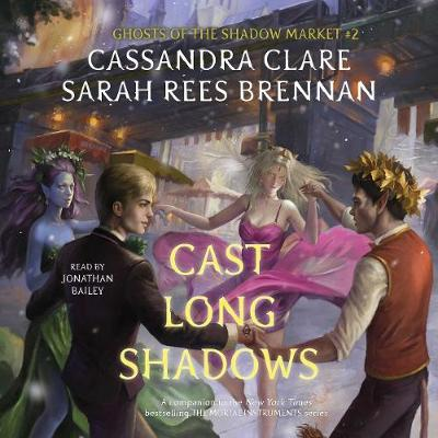 Cover of Cast Long Shadows