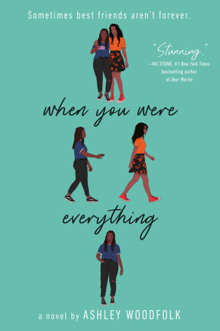 Cover of When You Were Everything