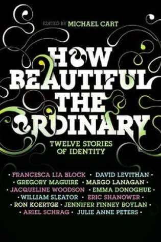 Cover of How Beautiful the Ordinary