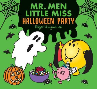 Cover of Mr. Men Halloween Party