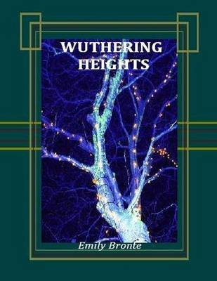 Cover of Wuthering Heights.