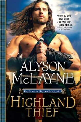 Cover of Highland Thief