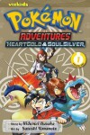 Book cover for Pokemon Adventures: HeartGold and SoulSilver, Vol. 1