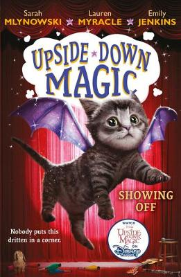 Cover of UPSIDE DOWN MAGIC 3: Showing Off (NE)