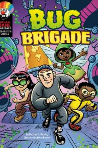 Cover of Side-Splitting Stories: Bug Brigade