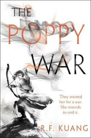 Cover of The Poppy War