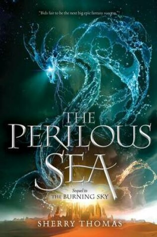 Cover of The Perilous Sea