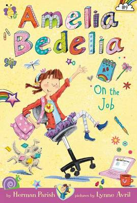 Cover of Amelia Bedelia Chapter Book #9