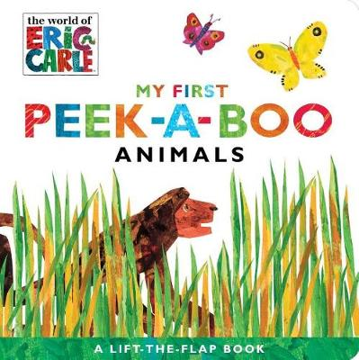 Cover of My First Peek-A-Boo Animals