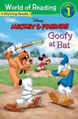 Book cover for Goofy at Bat