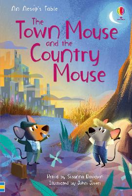 Cover of The Town Mouse and the Country Mouse