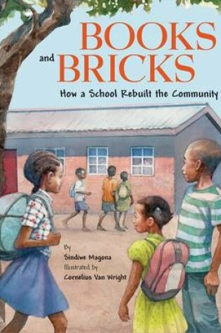 Cover of Books and Bricks