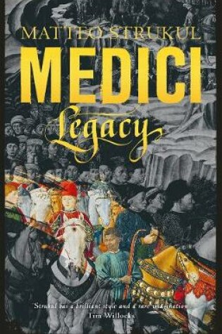Cover of Medici ~ Legacy