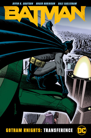 Cover of Batman: Gotham Knights: Transference