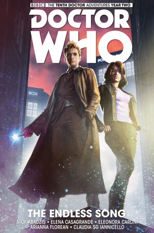 Cover of Doctor Who: The Tenth Doctor, Endless Song