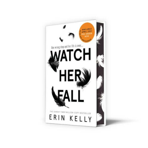 Book cover for Watch Her Fall