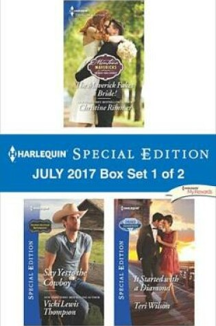 Cover of Harlequin Special Edition July 2017 Box Set 1 of 2