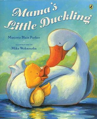 Cover of Mama's Little Duckling
