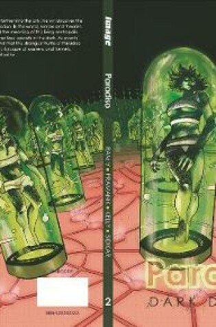 Cover of Paradiso Volume 2: Dark Dwellers