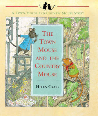 Cover of Town Mouse And The Country Mouse