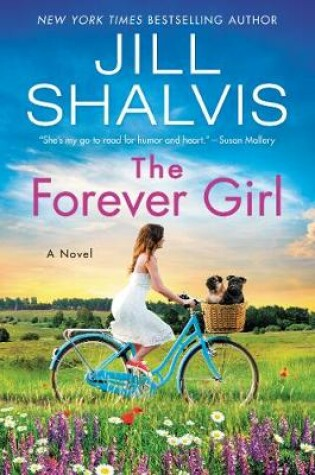 Cover of The Forever Girl