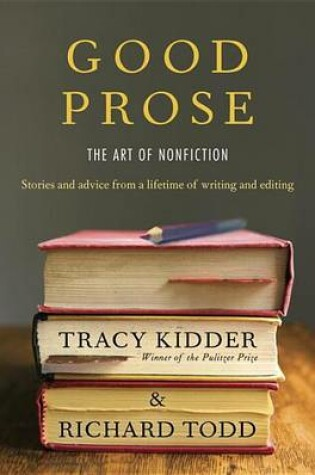 Cover of Good Prose