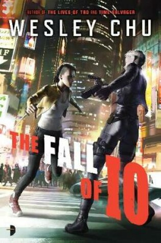 Cover of The Fall of Io