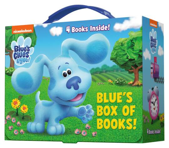 Cover of Blue's Box of Books (Blue's Clues & You)